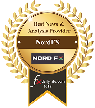 NordFX named Best News and Analysis Provider by FXDailyinfo1